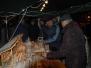 10. Dezember 2017: Der Gute-Laune-Chor ist mit einer Verkaufsbude auf dem Oberkotzauer Weihnachtsmarkt vertreten - Fotos von Klaus Krüger