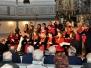 16. Dezember 2017 Weihnachtskonzert mit dem Shanty Chor der Marinekameradschaft Hof - Fotos von Klaus Wolf (40) und Ute Michael/Frankenpost (6)