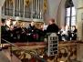 13. November 2016 Singen zum Volkstrauertag in der St. Jakobuskirche Oberkotzau - Fotos von Klaus Wolf