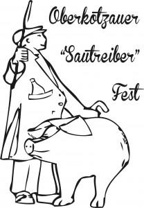 Logo Sautreiberfest